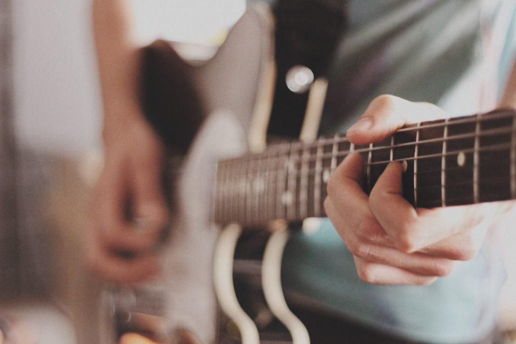 The Pandemic Guitar Boom